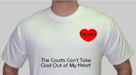 Courts Can't Take God Out of My Heart